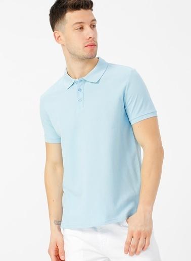 Limon Company Limon Mavi Polo T-Shirt Mavi